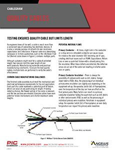 Quality Cables